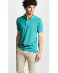 Lacoste - Short Sleeve Classic Polo Shirt - Lyst