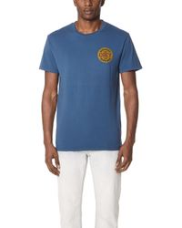 Obey - Trademark Insignia Tee - Lyst
