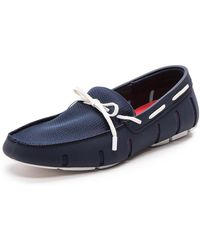 Swims - Lace Loafers - Lyst