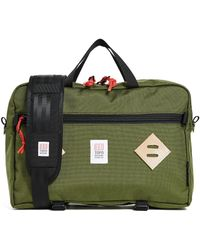 Topo Designs - Mountain Briefcase (olive) Briefcase Bags - Lyst