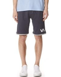 RVCA - Layers Ii Shorts - Lyst