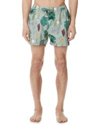 Nikben - Flower Power Trunks - Lyst