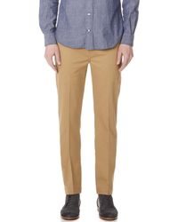 Levi's - Sta Prest 502 Tapered Trousers - Lyst