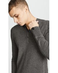 Rag & Bone - Gregory Henley Sweater - Lyst