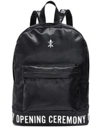 Opening Ceremony - Logo Backpack - Lyst