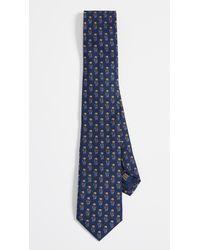 Polo Ralph Lauren - American Flag Sweater Bear Tie - Lyst
