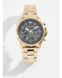 Michael Kors - Theroux Watch - Lyst