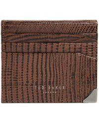 Ted Baker - Liztay Wallet - Lyst