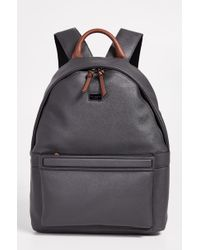 Ted Baker - Sagrada (charcoal) Backpack Bags - Lyst