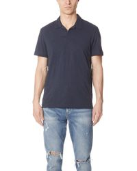 8ffc011df82 Theory - Willem Cosmos Polo Shirt - Lyst