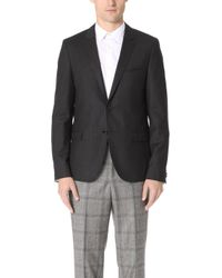 HUGO - Anfred Suit Jacket - Lyst
