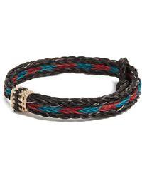 Chamula - Hh Braided Bracelet - Lyst