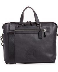 COACH - Academy Holdall Bag - Lyst