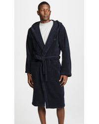 Lyst - Men s Emporio Armani Dressing gowns and robes On Sale 092812e18