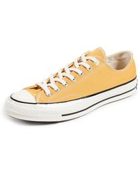 Converse - Chuck 70 Low Top Sneakers - Lyst