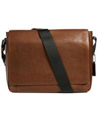 COACH - Metropolitan Courier Bag - Lyst