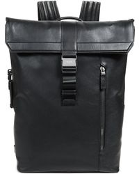 Tumi - Ashton Kenton Fold Over Backpack - Lyst