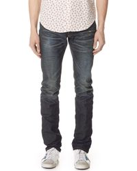 Fabric-Brand & Co. - Jacob Selvedge Jeans - Lyst