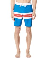 RVCA - Campbell Swim Trunks - Lyst