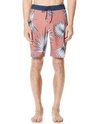 RVCA - Back In Hybrid Board Shorts - Lyst