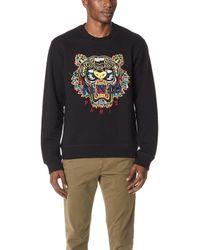 KENZO - Dragon Tiger Sweatshirt - Lyst