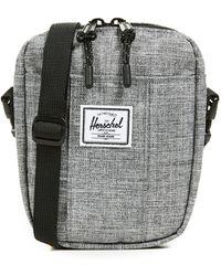 TOPMAN · Herschel Supply Co. - Cruz (woodland Camo) Bags - Lyst 12b8bdf74ba5e