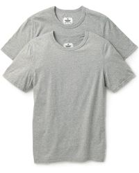 Reigning Champ - T-shirt 2 Pack - Lyst