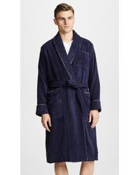 Sleepy Jones - Altman Terry Cloth Robe - Lyst