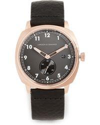 Larsson & Jennings - Meridian Watch, 38mm - Lyst