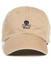 Polo Ralph Lauren - Classic Skull Cap - Lyst