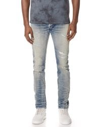 Fabric-Brand & Co. - Tovia Selvedge Slim Fit Jeans - Lyst