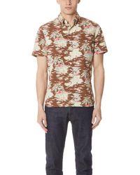 Polo Ralph Lauren - Tropical Short Sleeve Shirt - Lyst