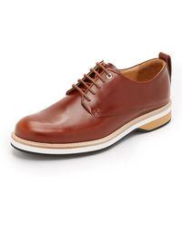 Want Les Essentiels De La Vie - Montoro Derby Shoes - Lyst