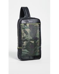 Paul Smith - Camo Sling Pack - Lyst