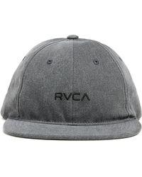 RVCA - Tonal Logo Cap - Lyst