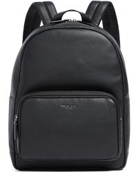 Michael Kors - Bryant Pebble Backpack - Lyst