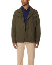Woolrich - Military Field Jacket - Lyst