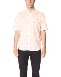 Rag & Bone - Smith Shirt - Lyst