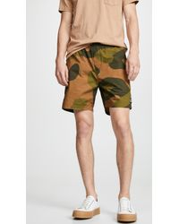 Obey - Easy Jungle Shorts - Lyst