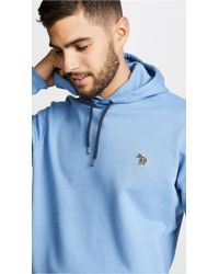 PS by Paul Smith - Hooded Sweatshirt With Zebra - Lyst