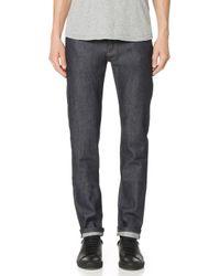 A.P.C. - Petit Standard Brut Stretch Jeans - Lyst