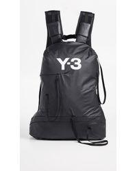 Y-3 - Bungee Backpack - Lyst