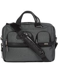 Tumi - Alpha 2 T-pass Slim Briefcase - Lyst