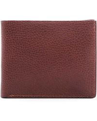 Lotuff Leather - Bi-fold Wallet - Lyst