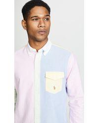 Polo Ralph Lauren - Classic Fit Oxford Fun Shirt - Lyst