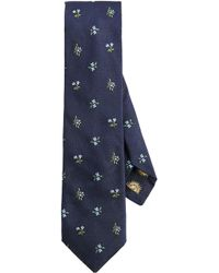 Paul Smith | Floral Tie | Lyst
