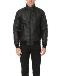 Baracuta - G9 Waxed Cotton Jacket - Lyst