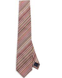 Paul Smith - Multistripe Tie - Lyst