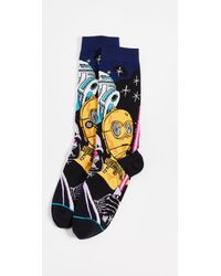 Stance - Warped R2-d2 Socks - Lyst