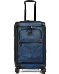 Tumi - Alpha International Front Lid Carry On Suitcase - Lyst